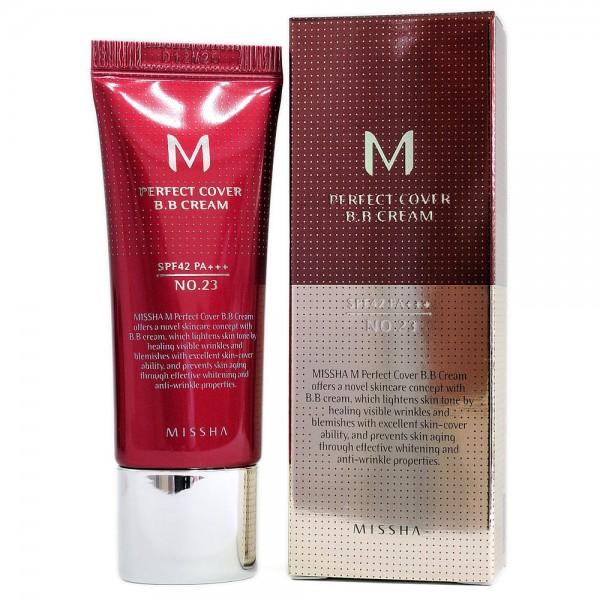 Missha M Perfect Cover BB Cream BB крем, 20 мл